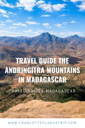 Travel Guide the Andringitra Mountains in Madagascar