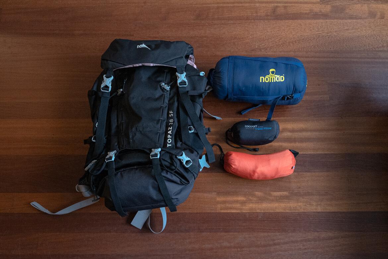 Packinglist Annapurna Circuit