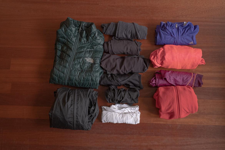 Clothing Annapurna Circuit