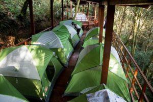 uwinka centre camping