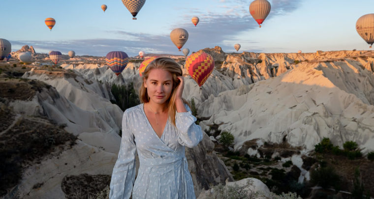 Cappadocia: The best places to see hot air balloons at sunrise!