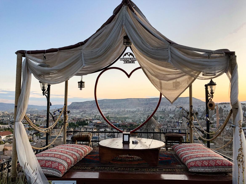 rooftopterrace Cappadocia