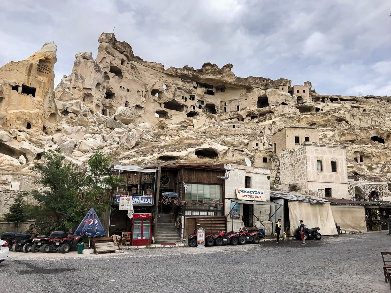 Castle cappadocia