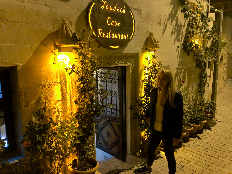 Topdeck Restaurant Cappadocia