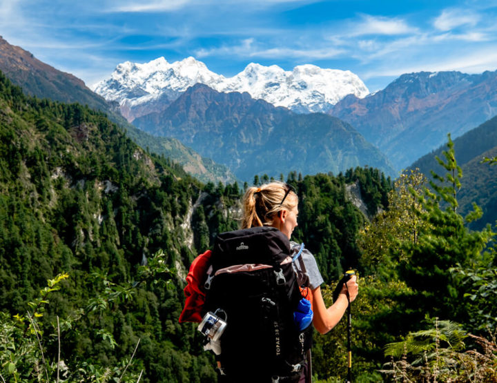 Packing list: What do you pack for a multi-day trek in the Himalayas?