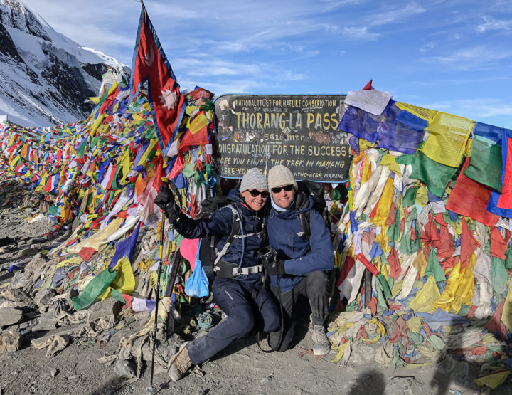 Diary: the Annapurna Circuit, our highest hike ever (5416 meters!)