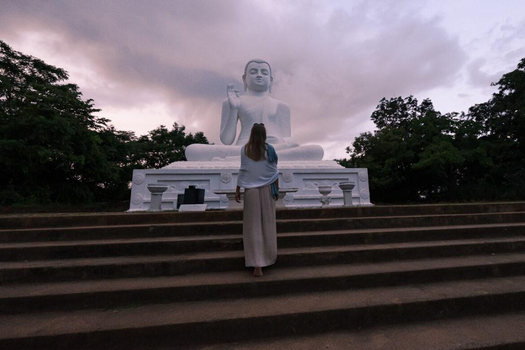 Mihintale Buddha Anuradhapura