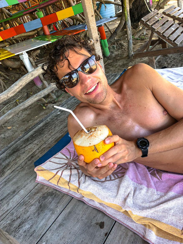 Nilaveli beach Ries