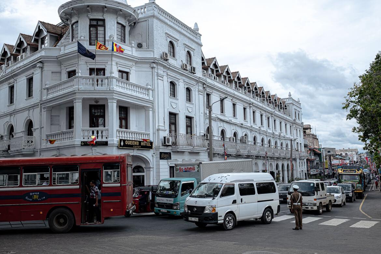 Oldest hotel of Kandy