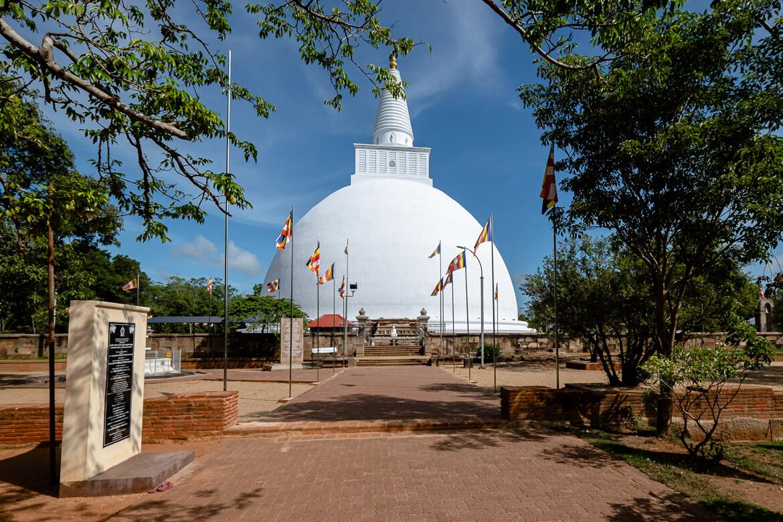 Tempel Anuradhapura 6
