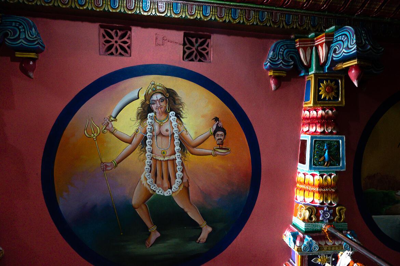 Trincomalee tempel darkside