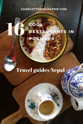 16 best restaurants Pokhara Nepal