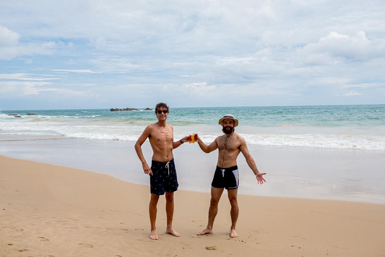 Cheers to Lion Beer Sri Lanka