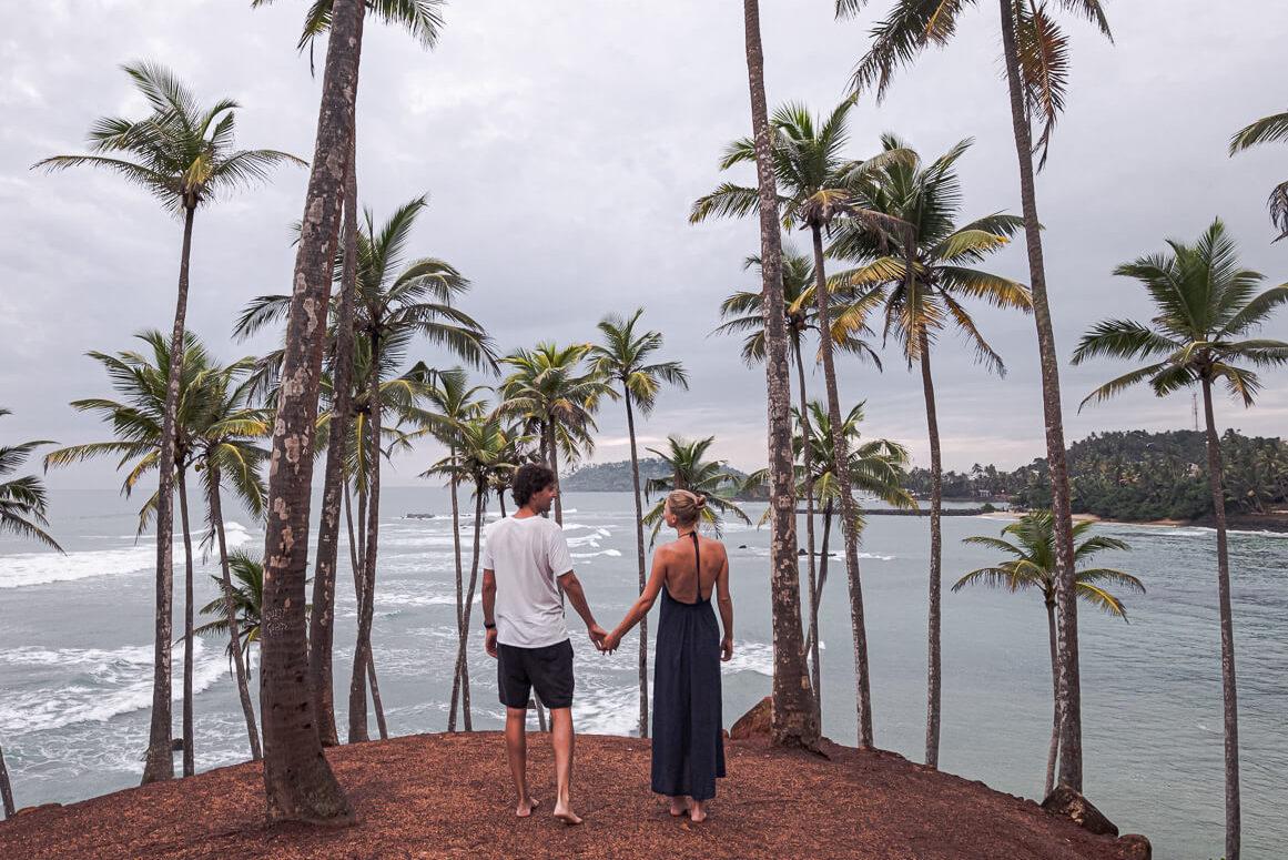Coconut Three Hill JT Mirissa