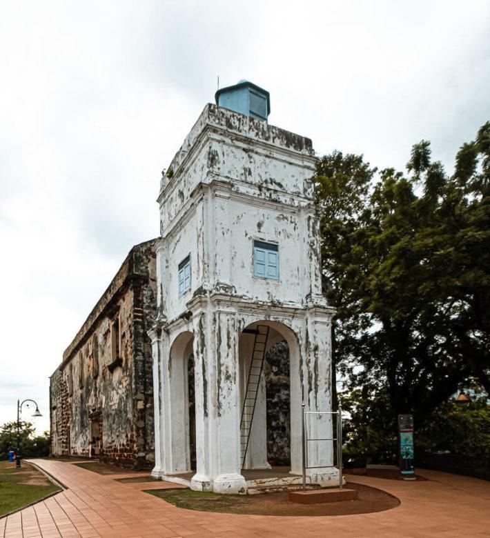 Melaka Sint Pauls Church