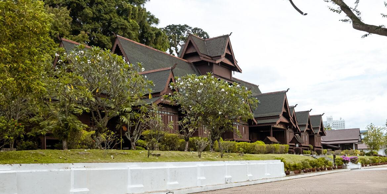 Sultanata Palace Melaka Malaysia
