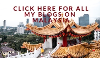 travel blogs on Malaysia