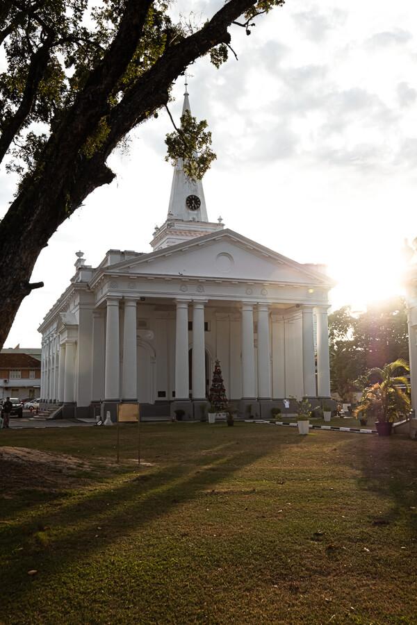 Church George Town Malaysia