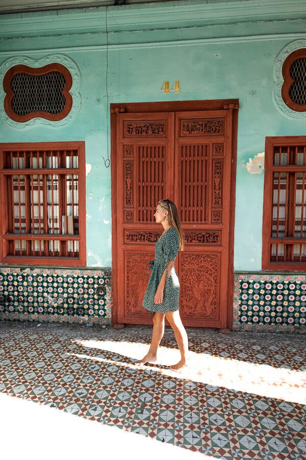 Doors of George Town Malaysia 3
