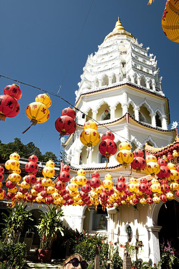 Kek Lok Si tower George Town Malaysia