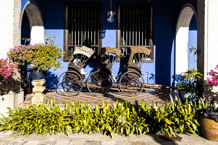 Riksha Blue Mansion Hotel George Town Malaysia