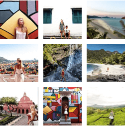 Instagram Charlotte Plans a Trip